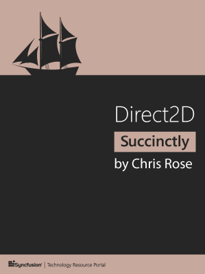 Direct2D Succinctly by Chris Rose