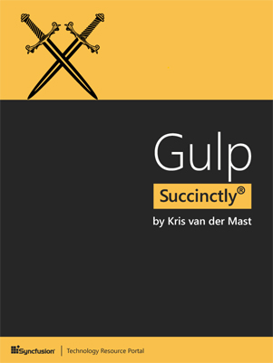 Gulp Succinctly by Kris van der Mast